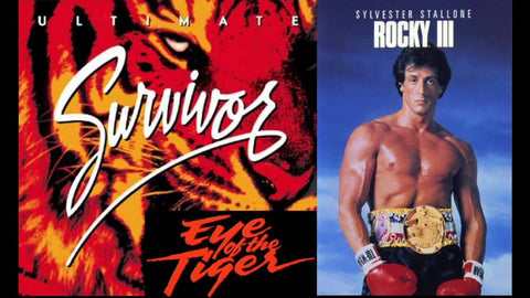 Eye of the Tiger by Survivor Rocky III