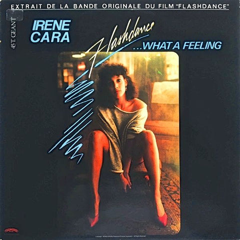 Flashdance What a Feeling by Irene Cara Flashdance