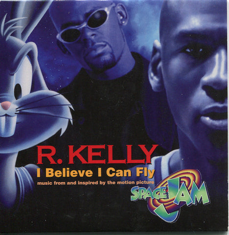 I Believe I Can Fly by R. Kelly for Space Jam