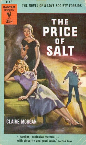 The Price of Salt by Patricia Highsmith breakup books