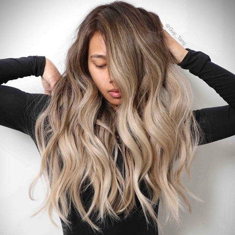 The Ultimate Guide to Fixing Every Type of Hair Disaster ombre blonde
