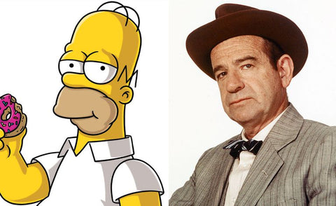 The real-life inspiration behind 13 of your favorite Simpsons characters Homer Simpson