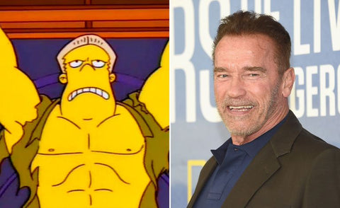 The real-life inspiration behind 13 of your favorite Simpsons characters Rainier Wolfcastle