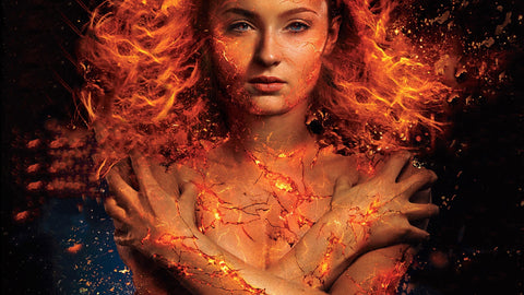Dark Phoenix X-Men Sophie Turner