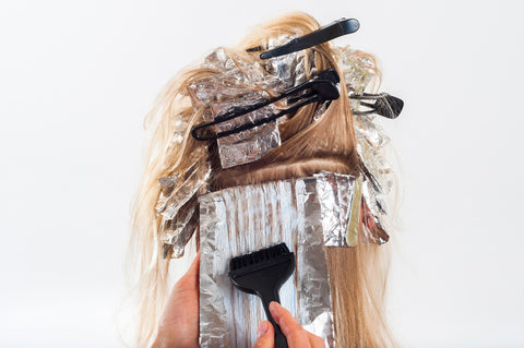 The Ultimate Guide to Fixing Every Type of Hair Disaster highlights dye job