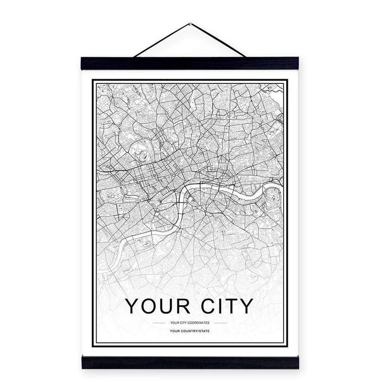 TRENDINESS YOUR City Map