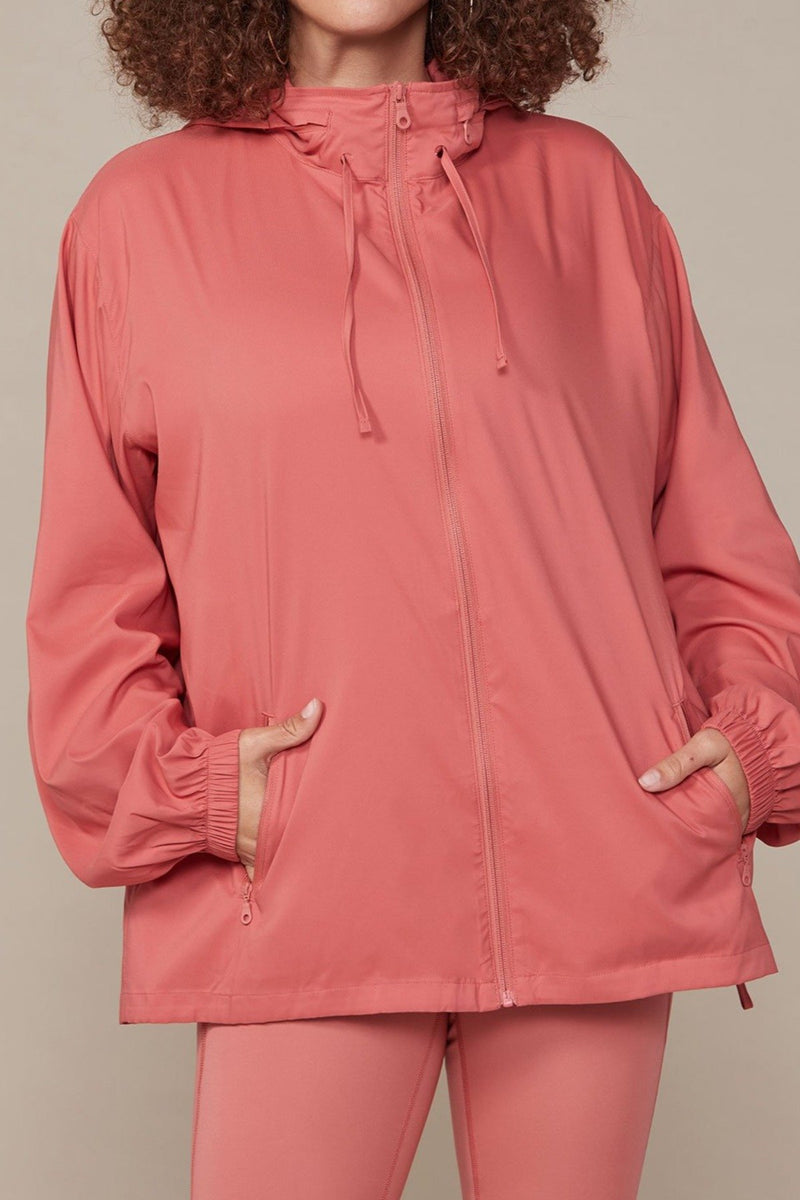 Clay Peregrine Windbreaker