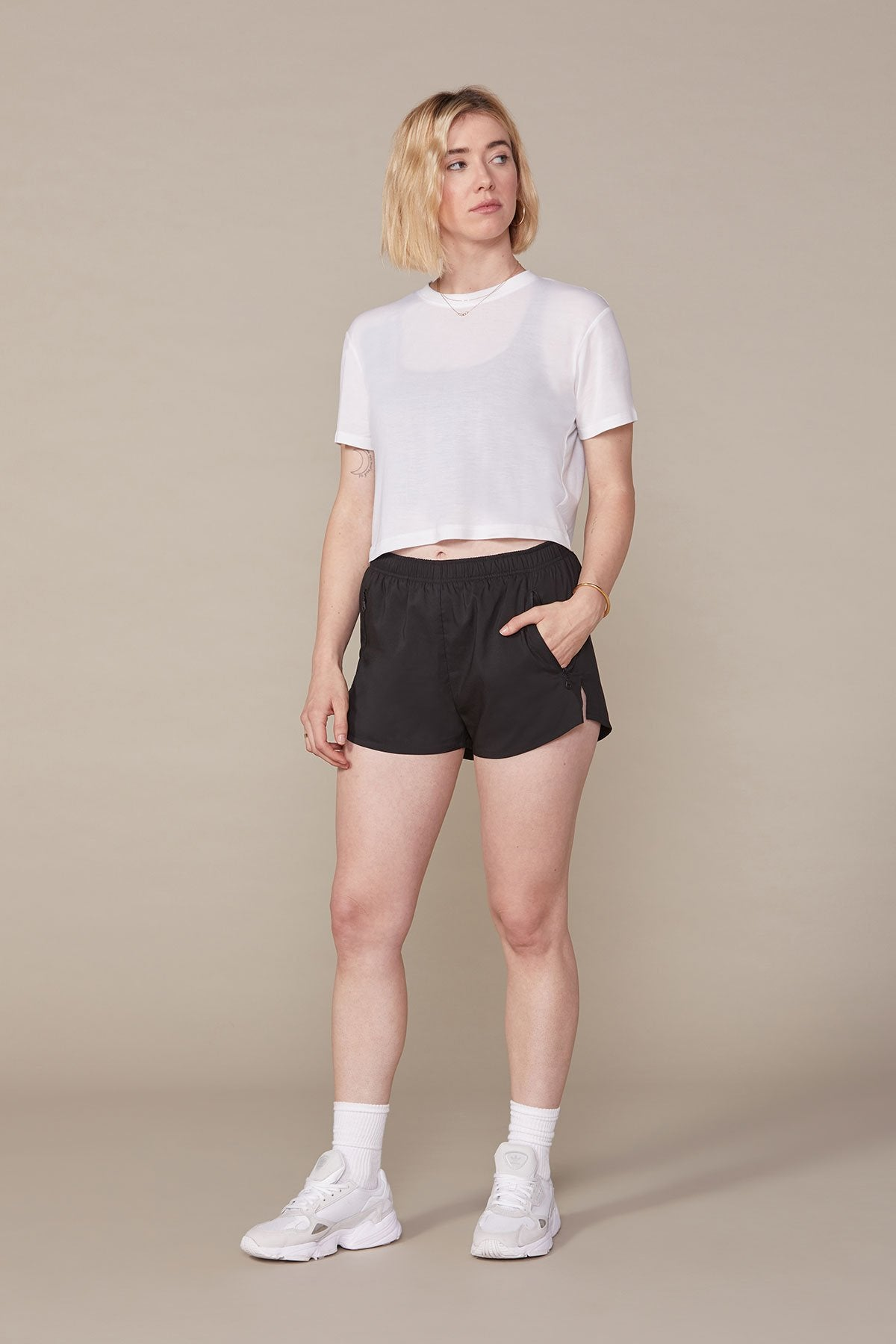 Black Gazelle Short