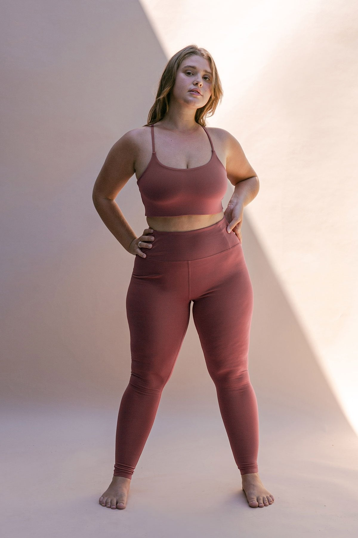 Fig FLOAT Seamless High-Rise Legging Image