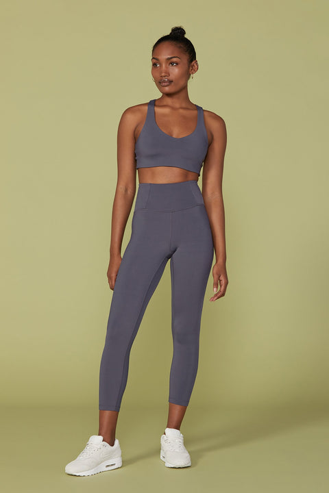 Smoke Seamless LITE High-Rise Legging