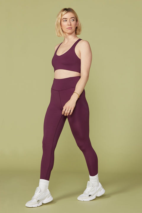 Plum Seamless LITE High-Rise Legging