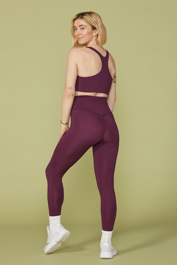 Plum Seamless LITE High-Rise Legging Image