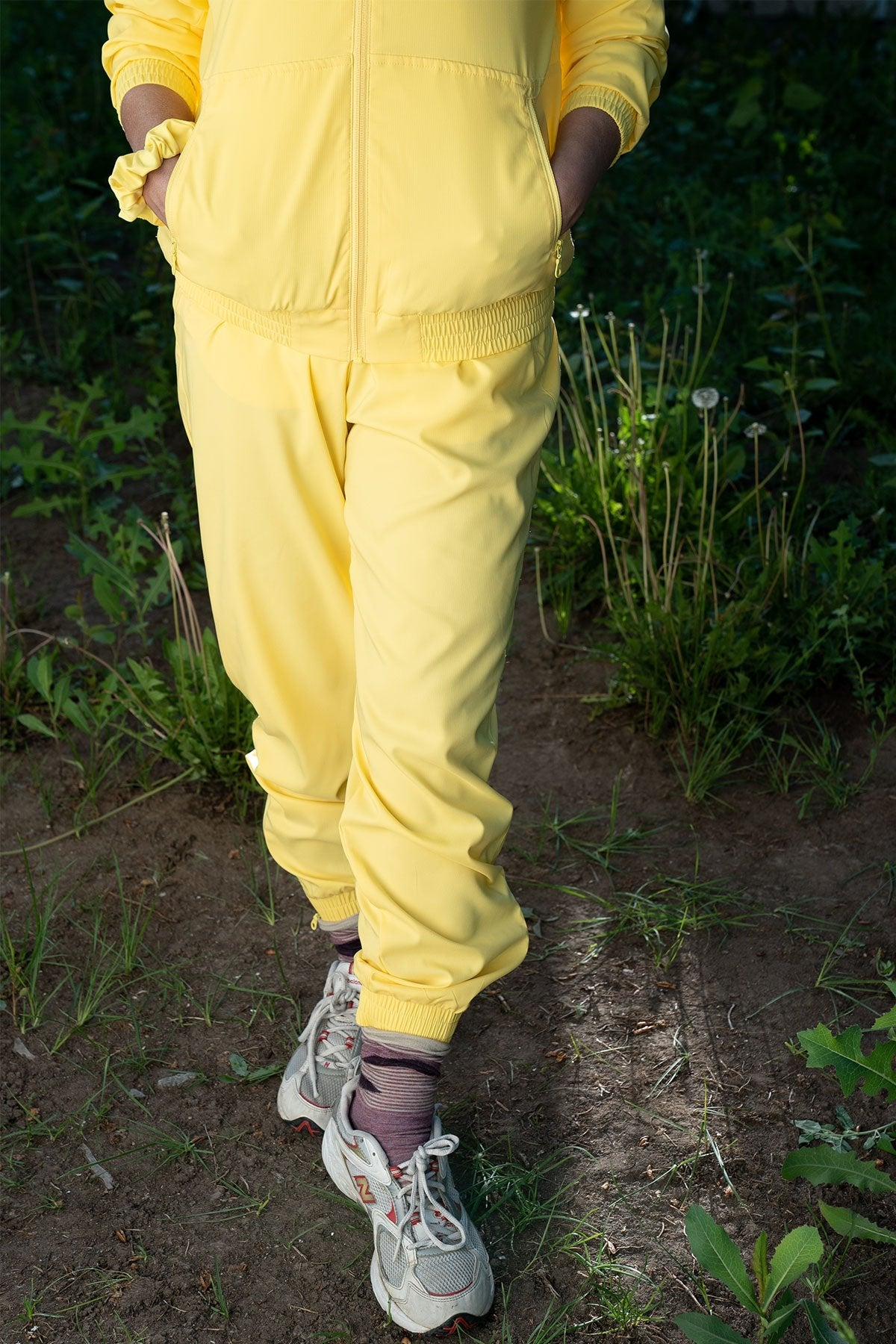 Lemon Summit Track Pant