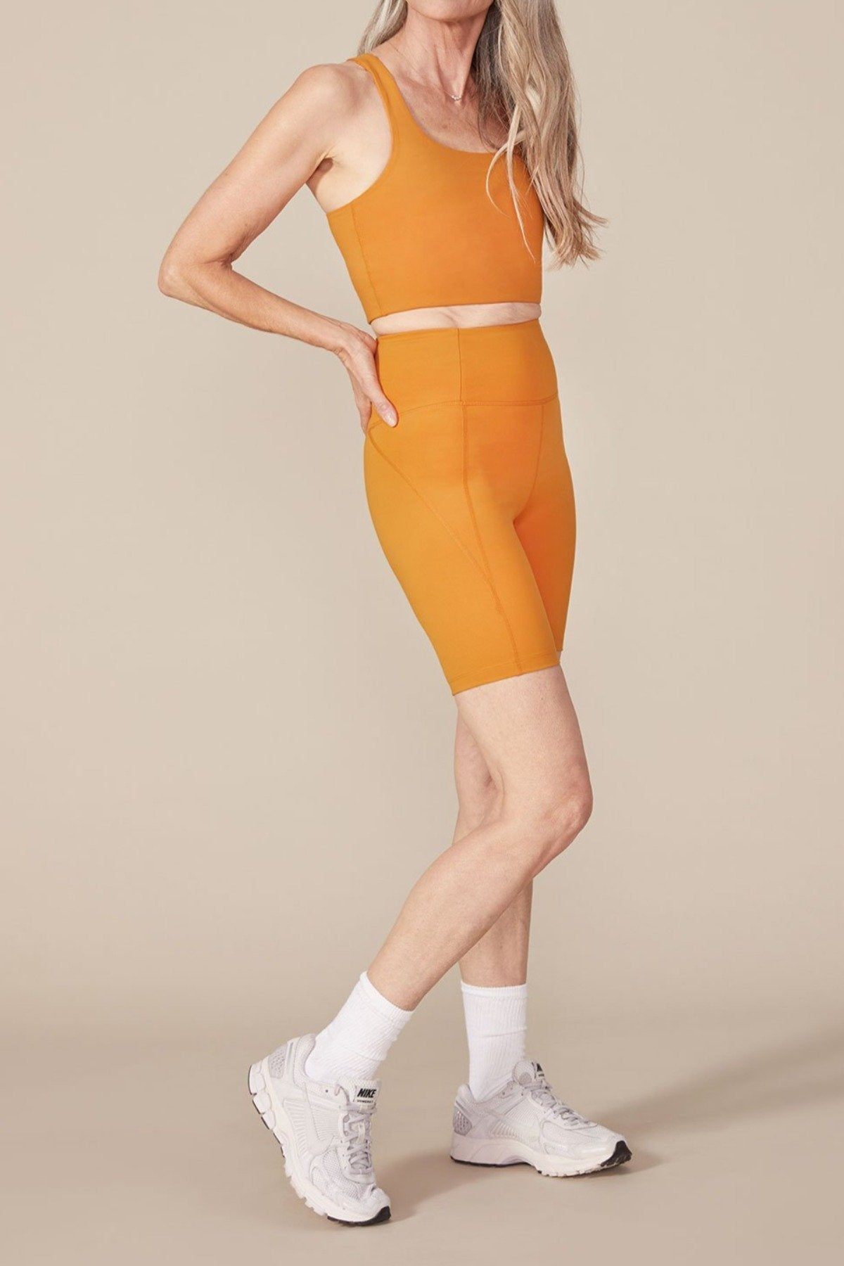 Honey High-Rise Bike Short
