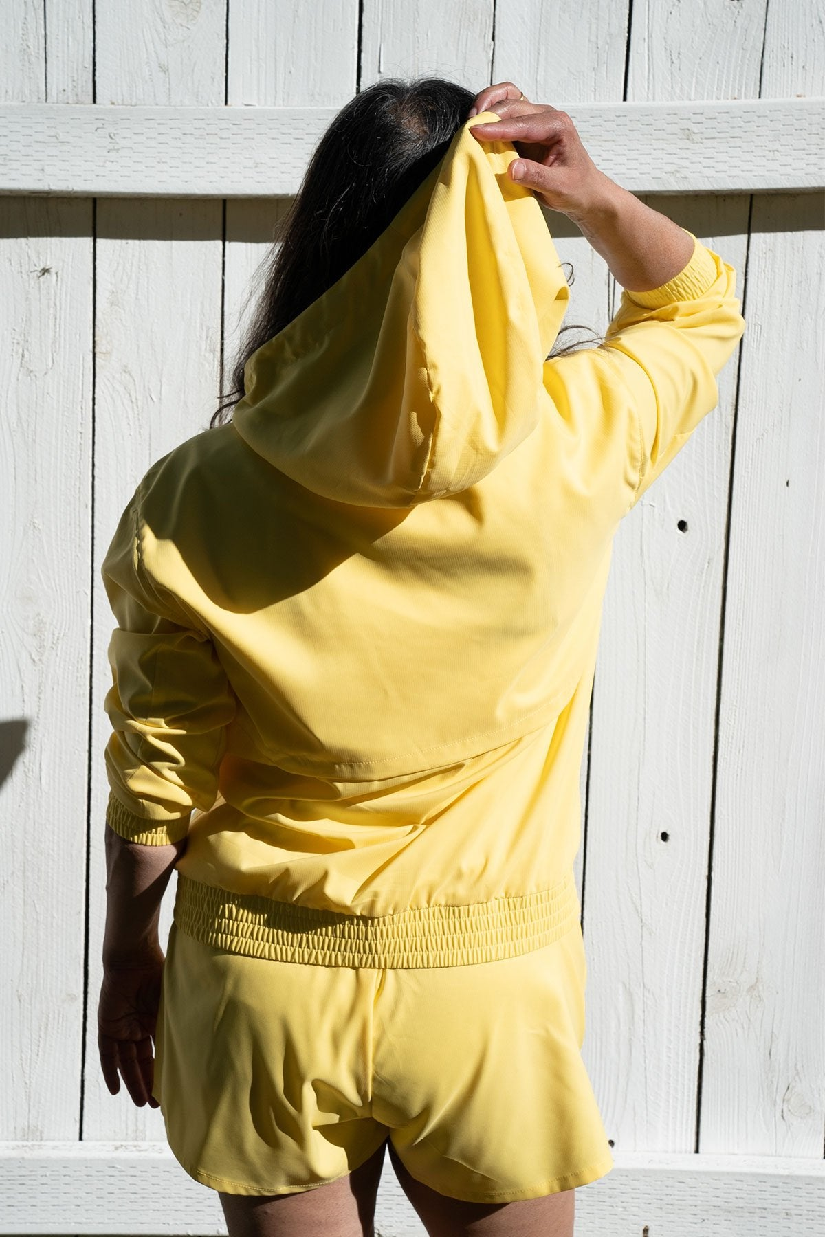 Lemon Summit Track Jacket