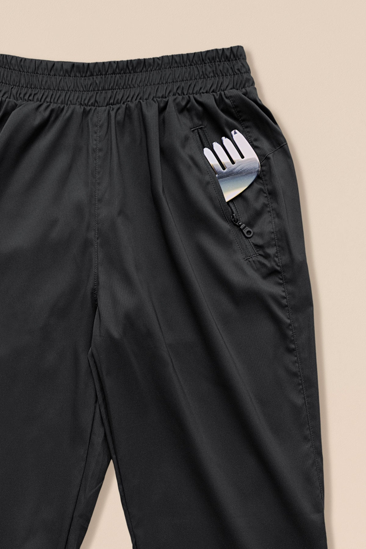 Black Summit Track Pant