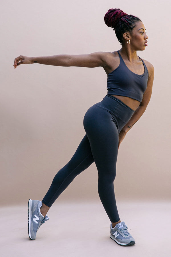 Midnight FLOAT Seamless High-Rise Legging Image