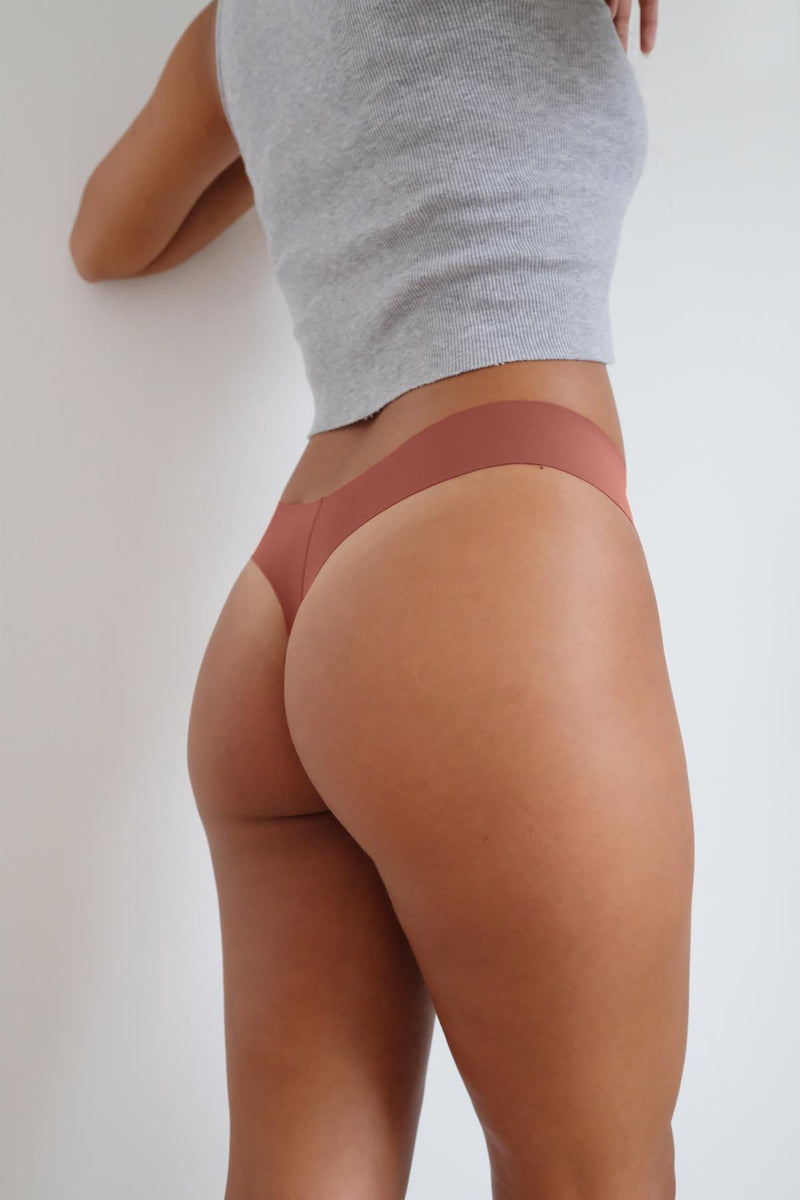 Copper Sport Thong