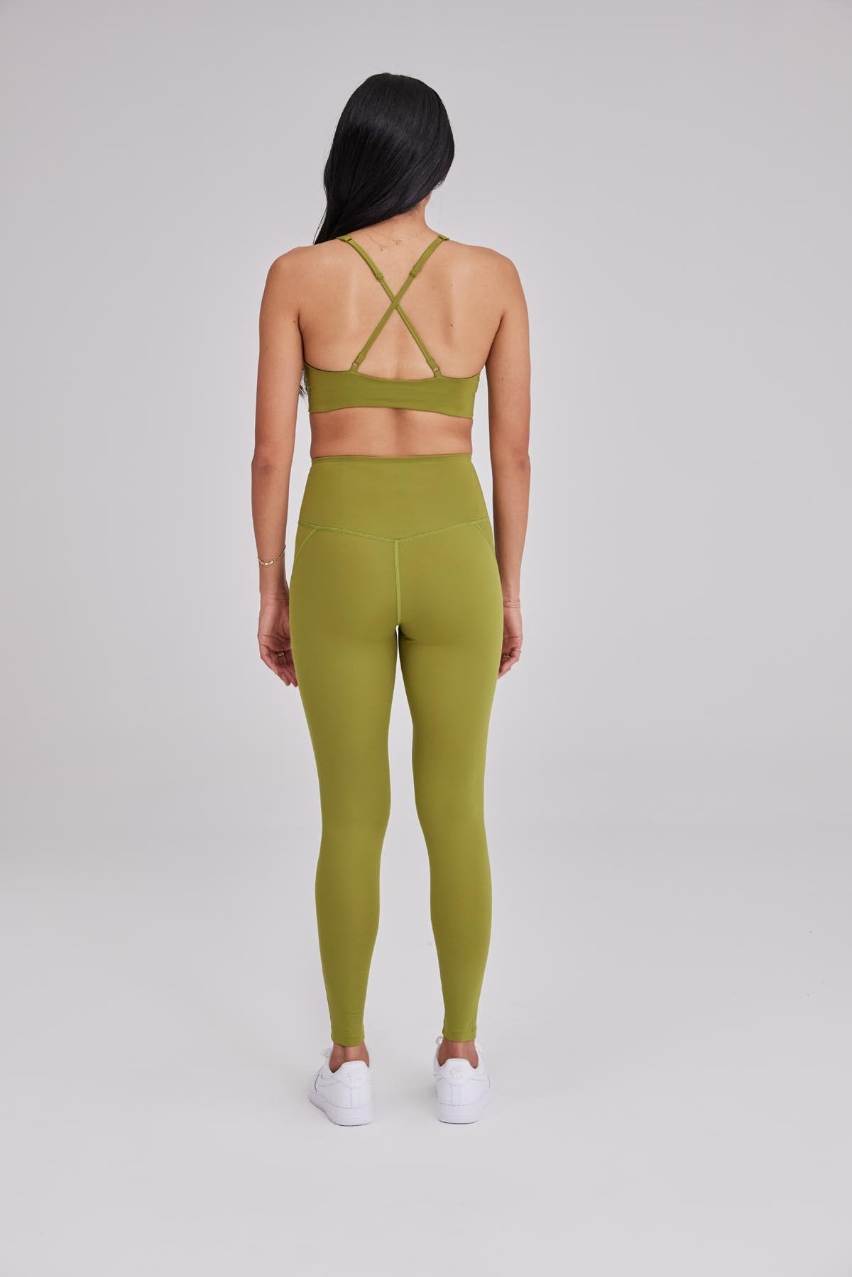 Ivy Compressive High-Rise Legging Image
