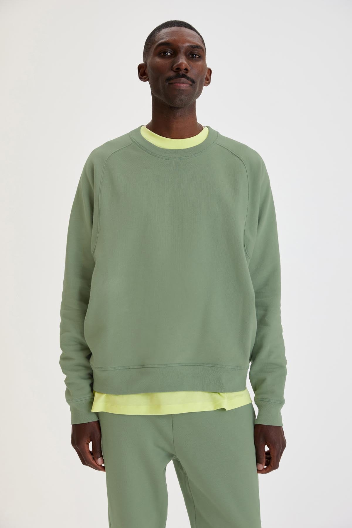 Agave 50/50 Relaxed Fit Sweatshirt