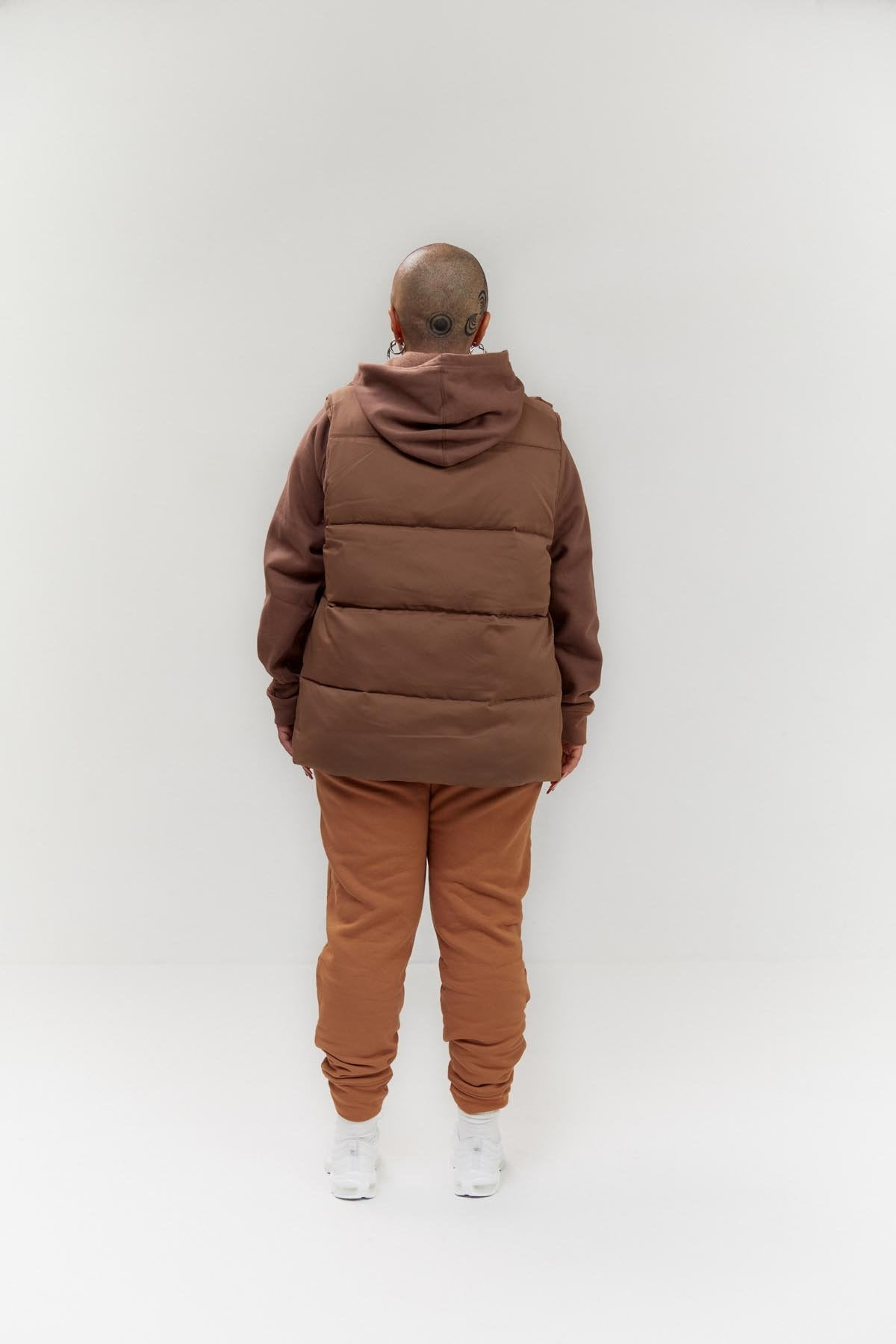 Coffee Everyone Puffer Vest