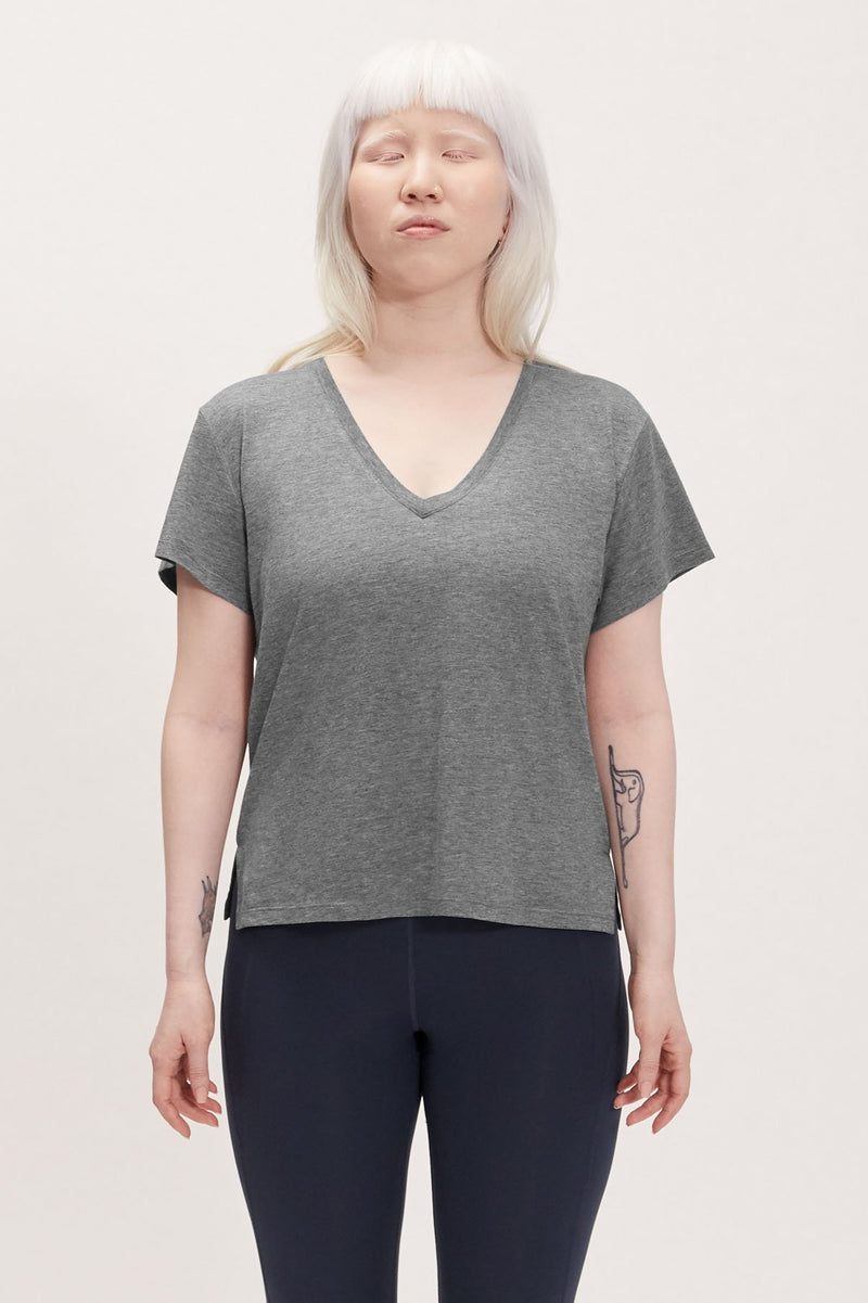 Pepper Eva V-Neck Tee