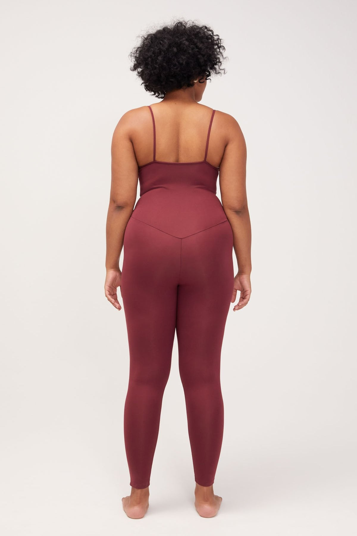Mulberry Unitard