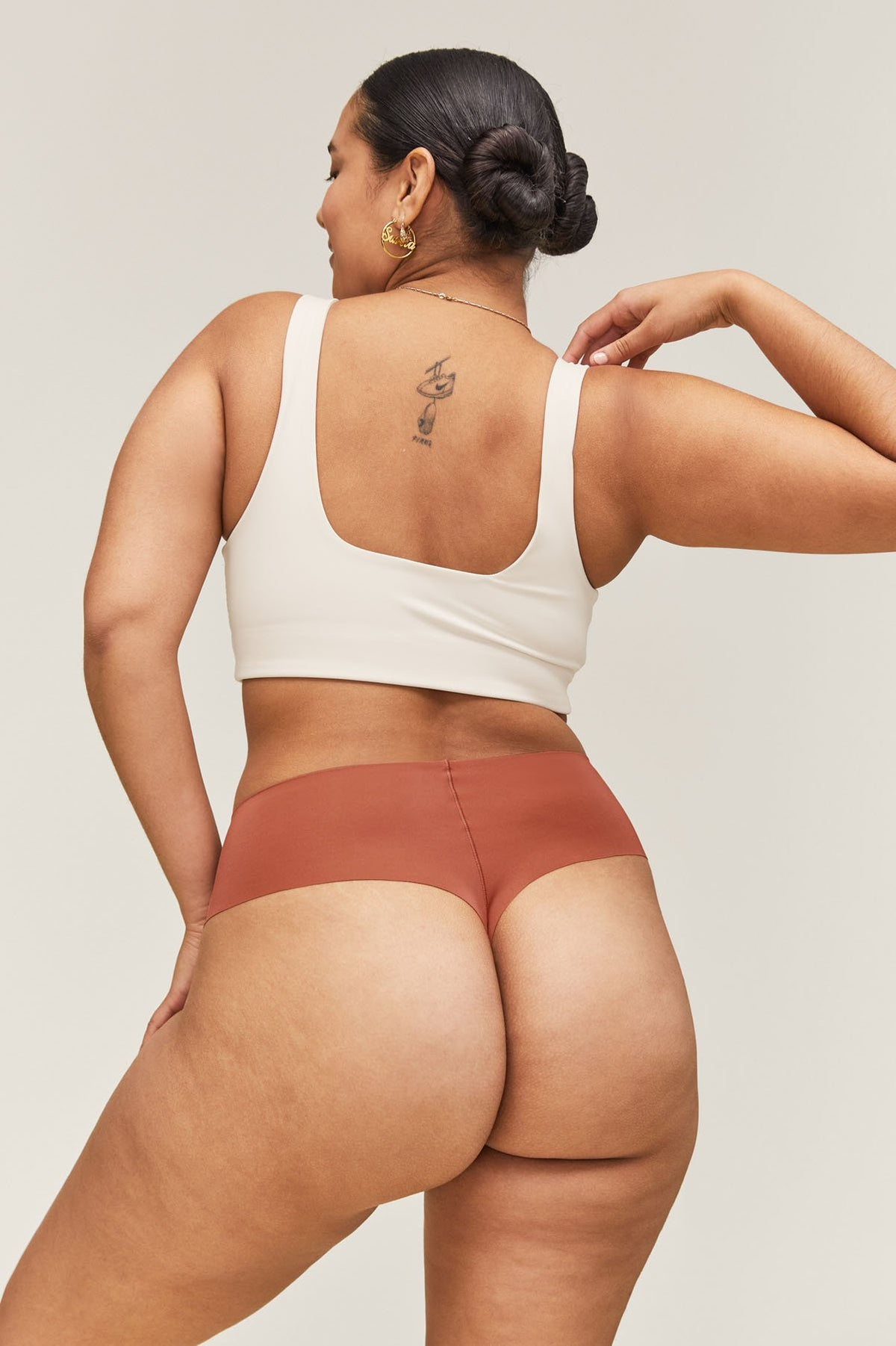 Copper High-Rise Thong