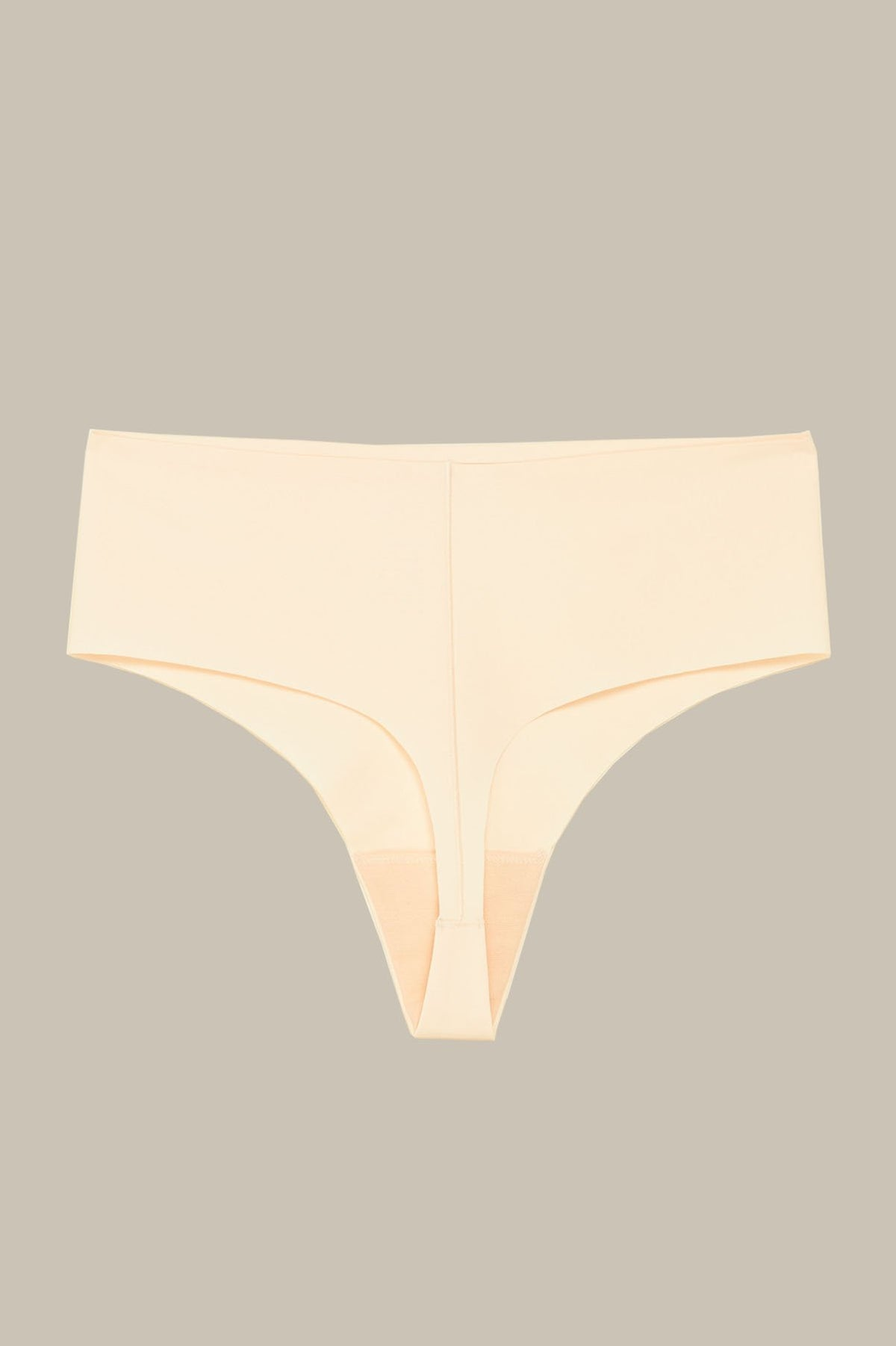 Shell High-Rise Thong