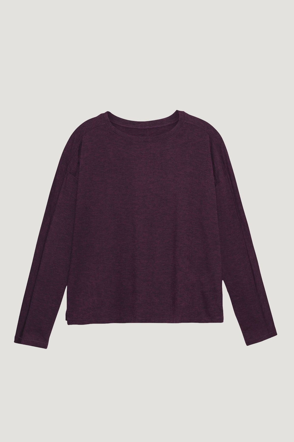 Plum R&R Long Sleeve Tee