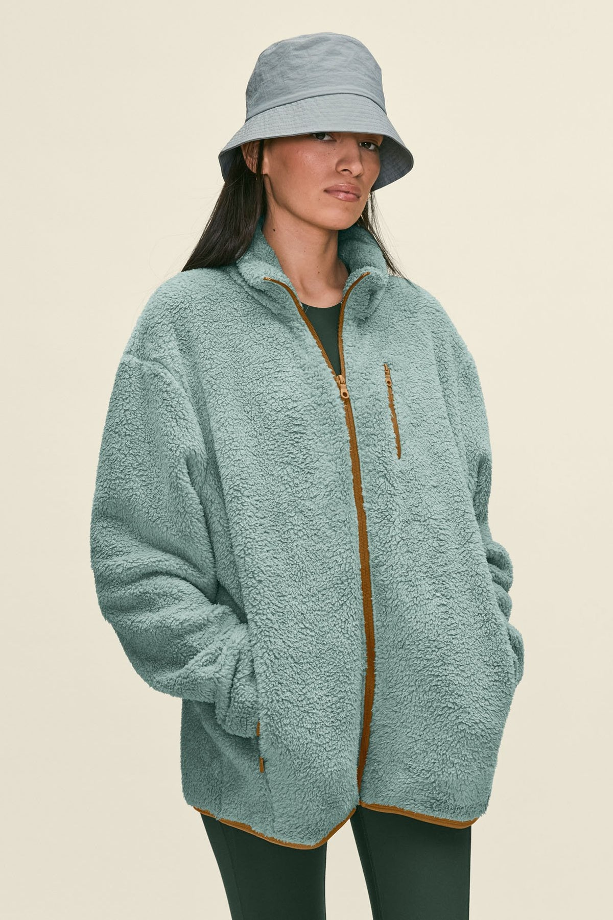 Ice Full-Zip Fleece