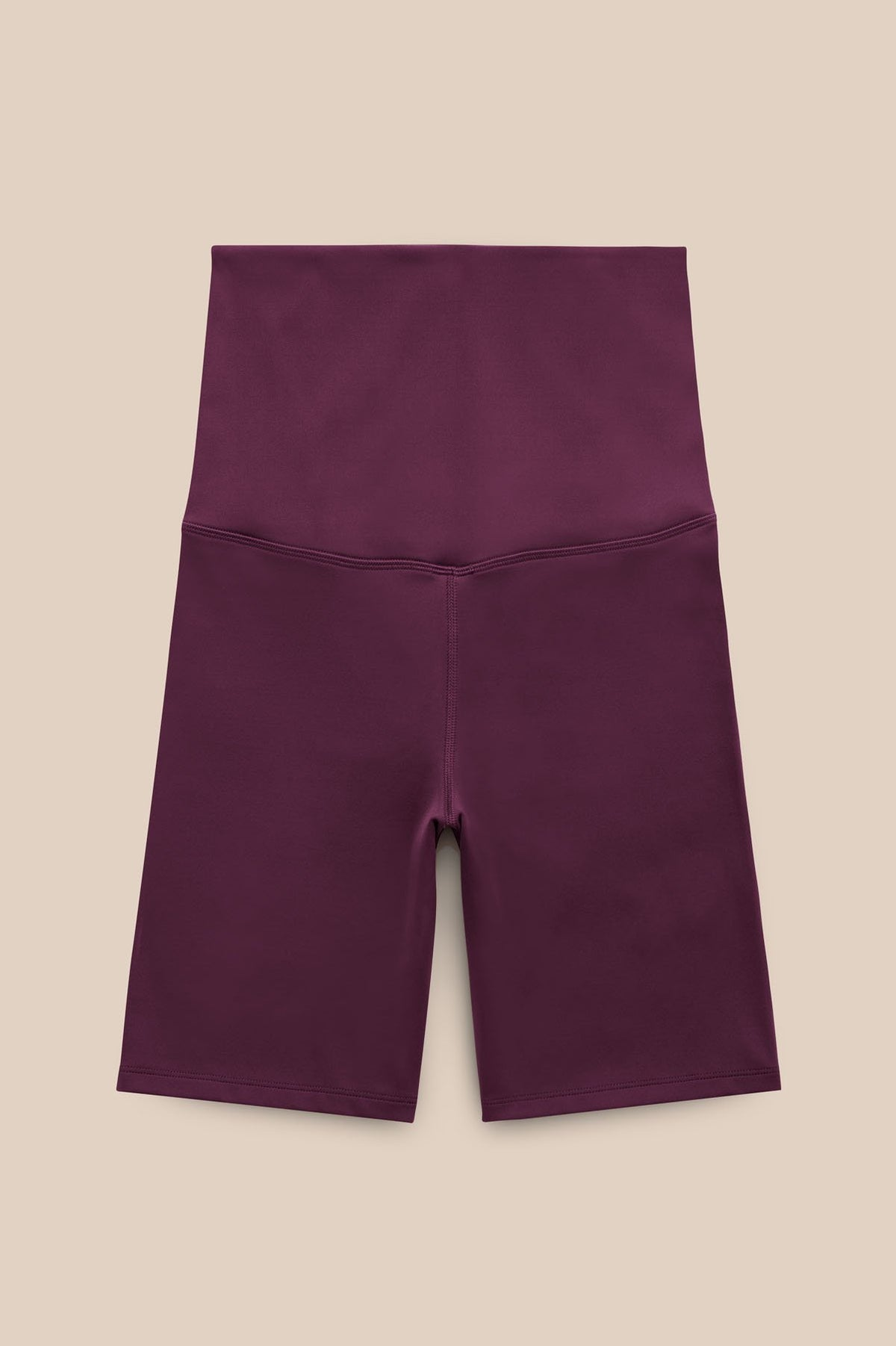 Plum Seamless Maternity Bike Short