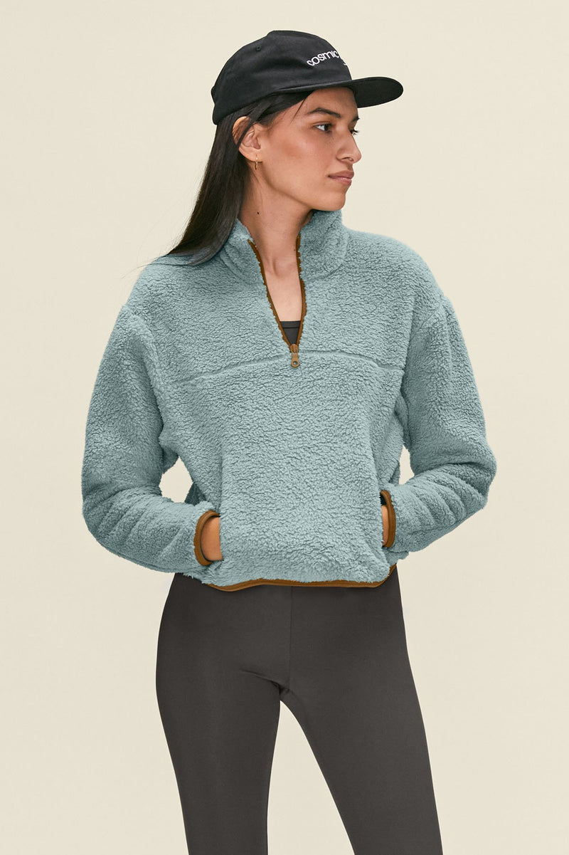 Ice Half-Zip Fleece