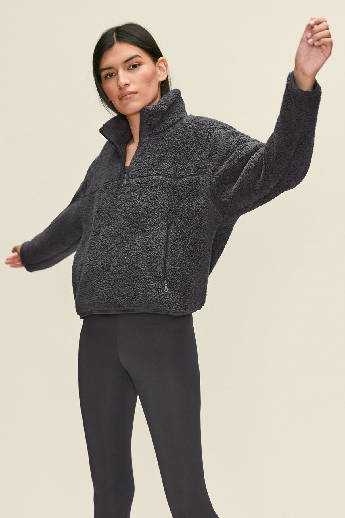 Moon Half-Zip Fleece