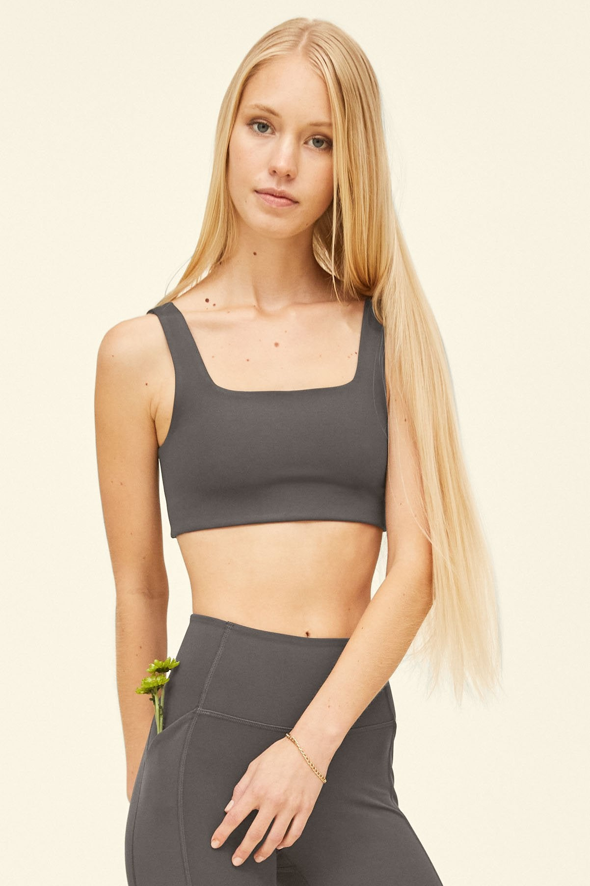 Moon Tommy Cropped Bra