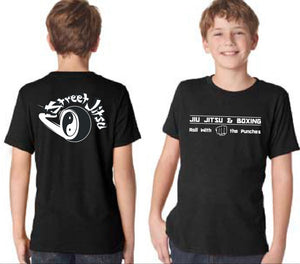 Youth- Roll with the punches T-shirt