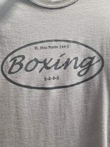 Psalm 144:1 Boxing Shirt