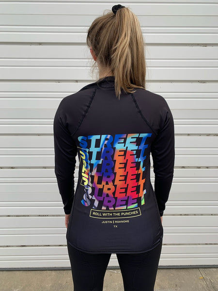 Street Colors rash guard