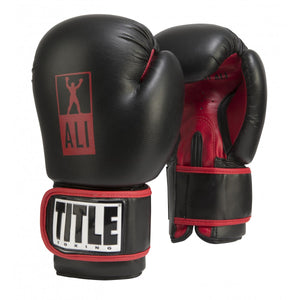 "ALI ""THE GREATEST"" BOXING GLOVES"