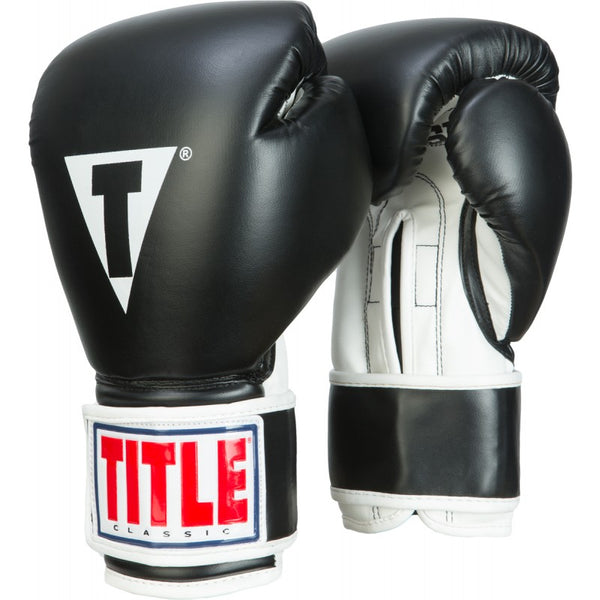 Classic Pro Style Boxing Gloves