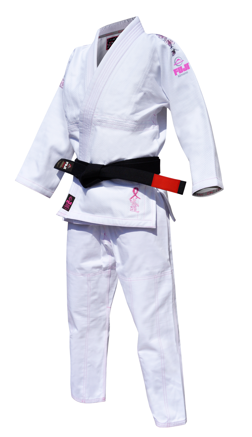 FUJI Sports Kids Gi Pink Blossom #7016