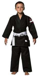 FUJI All Around Kids Gi Black #7003
