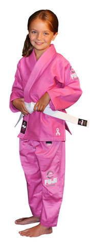FUJI All Around Kids BJJ Gi Pink #7006