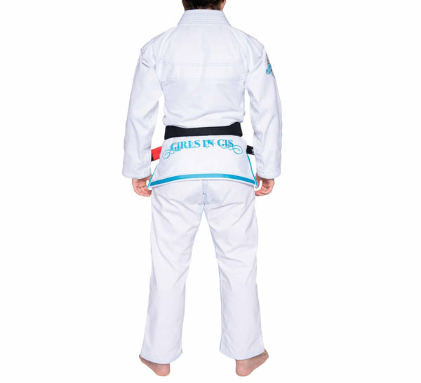 Girls in Gis Superlite Kids BJJ Gi
