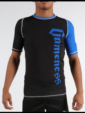 Short-Sleeve Pro Rank Rash Guard
