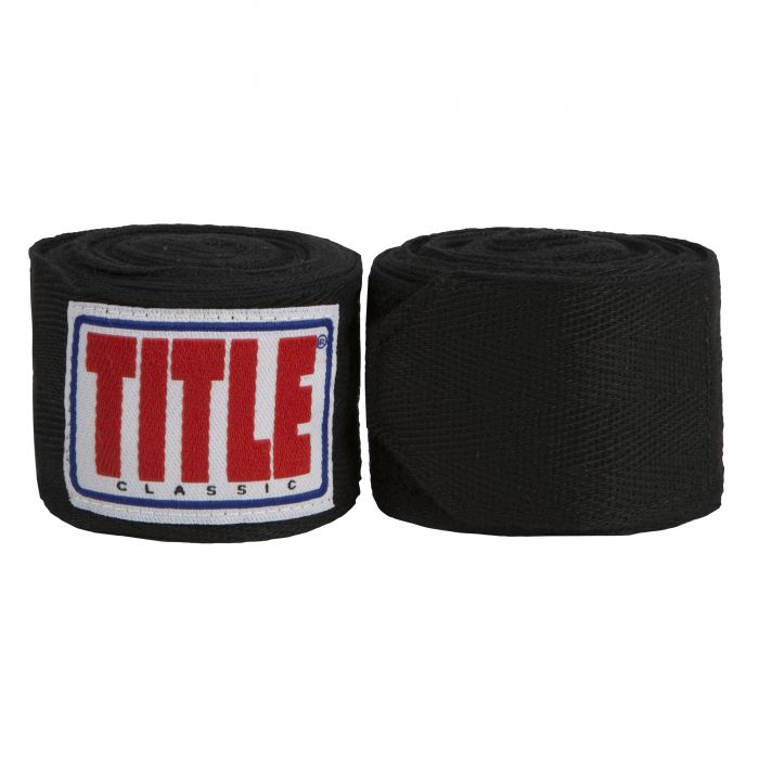 "TITLE CLASSIC TRADITIONAL WEAVE 180"" HAND WRAPS"