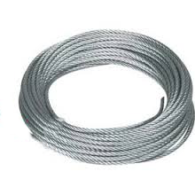 50' Cable (aircraft rated)