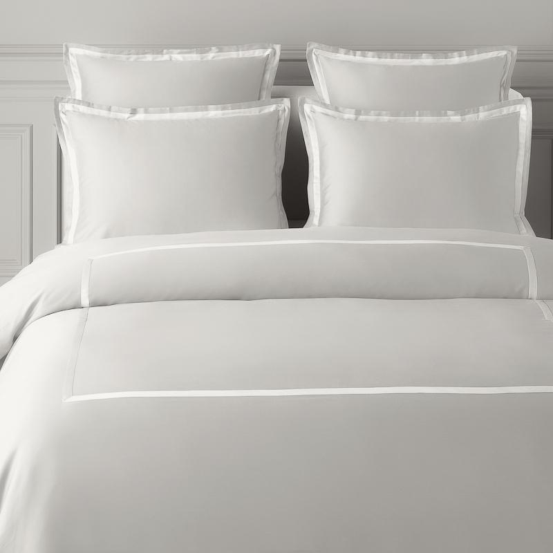 TYPEFACE # 10  DUVET COVER - 800 THREAD COUNT
