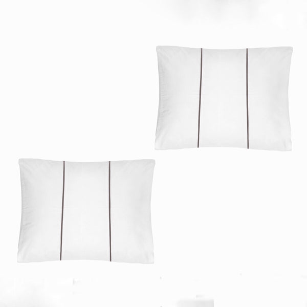 MODERNE 2.0 PERCALE BEDSHEET SET  (400 TC)
