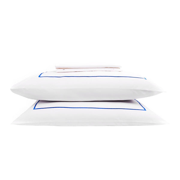 COSMIC DUST PERCALE BEDSHEET SET (400 TC)